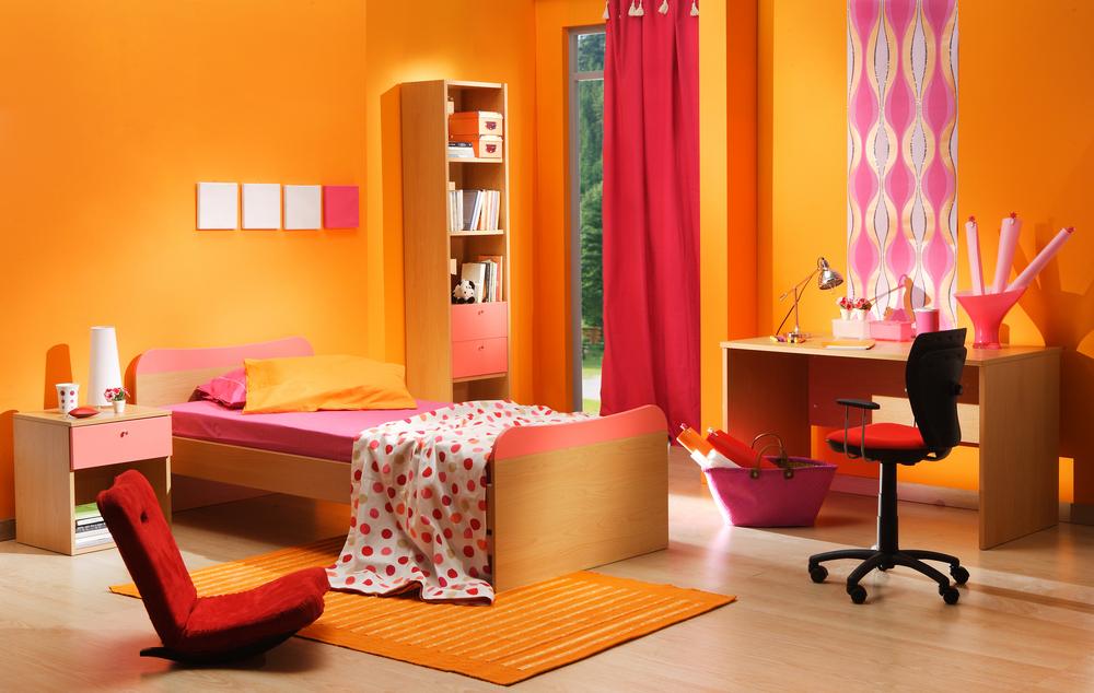 Дизайн оранжевый цвет